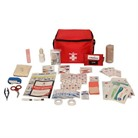 BASIC HIKING AND OUTDOOR FIRST AID KIT