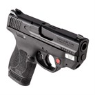 M&P9 SHIELD 2.0 9mm NO SAFETY CT RED LASER