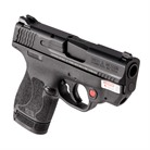 M&P40 SHIELD 2.0 40 S&W NO SAFETY CT RED LASER