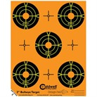 ORANGE PEEL BULLSEYE TARGETS