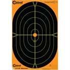 ORANGE PEEL OVAL TARGETS