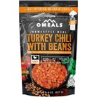 TURKEY CHILI WITH BEANS HOMESTYLE MEAL