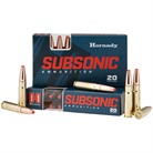 SUBSONIC AMMO 300 AAC BLACKOUT 190GR FTE