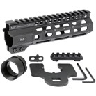 AR-15 COMBAT HANDGUARDS FREE FLOAT M-LOK