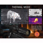 THOR 4 2.5-25X 640X480 THERMAL SCOPE
