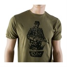 BROWNELLS FINE COTTON MAC V SOG T-SHIRTS