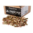 BLACK LABEL 9MM LUGER AMMO