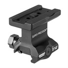 "SUPER PRECISION AIMPOINT T1 SERIES OPTIC MOUNT 1.93"" HEIGHT"