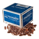 """38 CALIBER (0.357"""") 158GR PLATED ROUND NOSE BULLETS"""