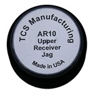 AR-10 UPPER RECEIVER AND BUFFER TUBE JAG