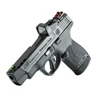 PC M&P 9 SHIELD PLUS NTS PORTED W/RED DOT 4""