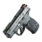 PC M&P 9 SHIELD PLUS 9MM FIBER OPTIC TS PORTED 3.1""