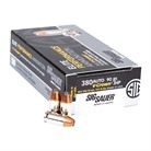 ELITE V-CROWN 380 AUTO JACKETED HOLLOW POINT AMMO