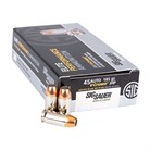 ELITE V-CROWN 45 AUTO JACKETED HOLLOW POINT AMMO