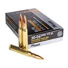 ELITE MATCH GRADE 30-06 SPRINGFIELD OPEN TIP MATCH AMMO