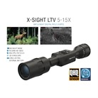 ATN X-SIGHT LTV 5-15X, DAY/NIGHT HUNTING RIFLE SCOPE