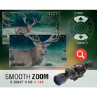 X-SIGHT II 3-14X SMART RIFLE SCOPE