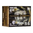 PERSONAL DEFENSE PUNCH 40 S&W AMMO
