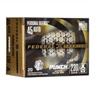 PERSONAL DEFENSE PUNCH 45 AUTO AMMO