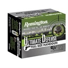 HD ULTIMATE DEFENSE AMMO 38 SPECIAL +P 125GR BJHP