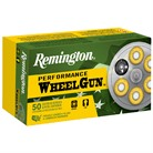PERFORMANCE WHEELGUN AMMO 38 S&W 146GR LRN