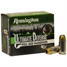 HD ULTIMATE DEFENSE AMMO 45 AUTO 185GR JHP