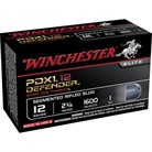 "PDX1 DEFENDER AMMO 12 GAUGE 2-3/4"" RIFLED SLUG"