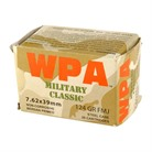 <b>MILITARY</b> CLASSIC AMMO 7.62X39MM 124GR FMJ
