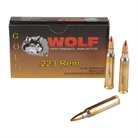 GOLD AMMO 223 REMINGTON 55GR FMJ