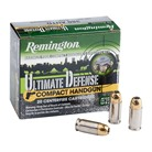 ULTIMATE DEFENSE AMMO 380 AUTO 102GR BJHP