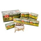 HIGH VELOCITY AMMO 22 LONG RIFLE 40GR COPPER PLATED ROUND NOSE