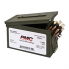 BRONZE AMMO 50 BMG 660GR FMJ LINKED AMMO CAN