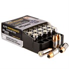 ELITE V-CROWN 357 SIG JACKETED HOLLOW POINT AMMO