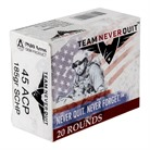 SELF DEFENSE AMMO 45 ACP 185GR SCHP