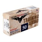 FRANGIBLE LEAD FREE TRAINING AMMO
