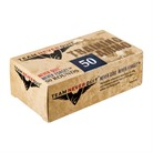 <b>FRANGIBLE</b> LEAD FREE TRAINING AMMO 38 SPECIAL +P 110GR FMJ-FN