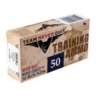 TRAINING AMMO 380 AUTO 95GR FMJ