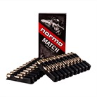 MATCH AMMO 6.5 CREEDMOOR 130GR HOLLOW POINT BOAT TAIL