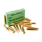 300 AAC BLACKOUT 124GR FMJ AMMUNITION