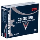 <b>22</b> <b>LR</b> 40GR TACTICAL CPRN <b>AMMUNITION</b>