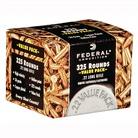 VALUE PACK <b>22</b> LONG RIFLE COPPER PLATED HOLLOW POINT <b>AMMO</b>