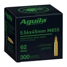 RIFLE AMMO 5.56X45MM M855 AMMO