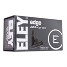 EDGE AMMO 22 LONG RIFLE 40GR LEAD FLAT NOSE