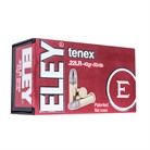 TENEX AMMO 22 LONG RIFLE 40GR LEAD FLAT NOSE