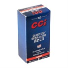 QUIET-22 SEMI-AUTO 22 LONG RIFLE AMMO