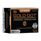 GOLD DOT PERSONAL PROTECTION 357 MAGNUM AMMO