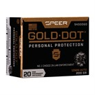 GOLD DOT PERSONAL PROTECTION 10MM AUTO AMMO