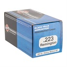 REMANUFACTURED AMMO 223 REMINGTON 68GR HEAVY MATCH HOLLOW POINT