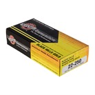 BLACK HILLS GOLD AMMO 22-250 REMINGTON 50GR V-MAX