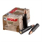WPR MILITARY CLASSIC 308 WINCHESTER AMMO